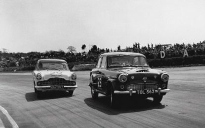 Cavalcade of 60 iconic BTCC cars to mark milestone on Tin Top Sunday