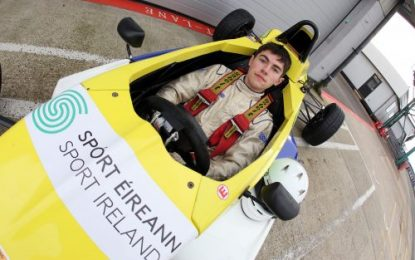 Dempsey set for International Racing Debut in US F4 Championship