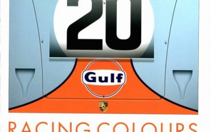 Book Review – Racing Colours: Motor Racing Compositions (1908-2009)