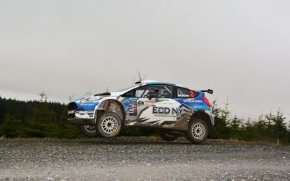 McCormack wins Moonraker Forest Rally as McKenna leads Volvoline Series