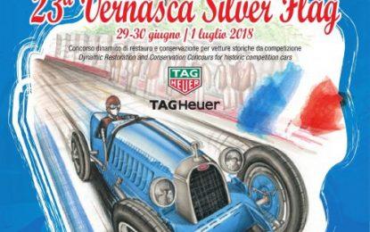 Vitesse en Blue – Vernasca Silver Flag Hill Climb – Italy