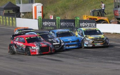 Semi-final finish for Tohill in Spanish Euro RX season-opener