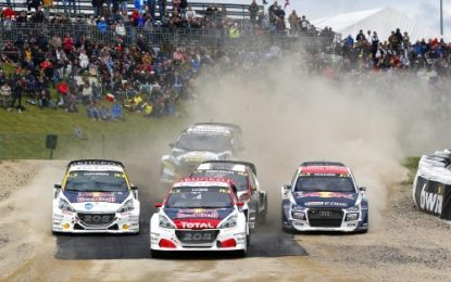 World RX agrees multi-year extension with Woodland Group as Logistics Partner