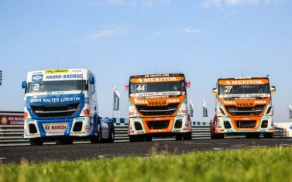IVECO wins European Truck Racing Championship 2018 – Taking the team title & Jochen Hahn the drivers' title