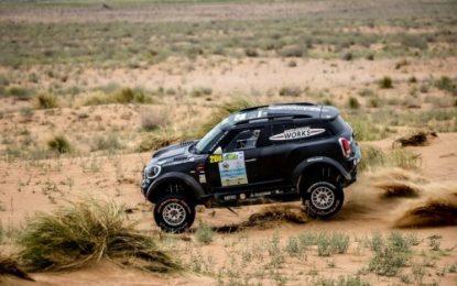 Rally Kazakhstan: MINI JCW Rally gives X-raid a 1-2 result