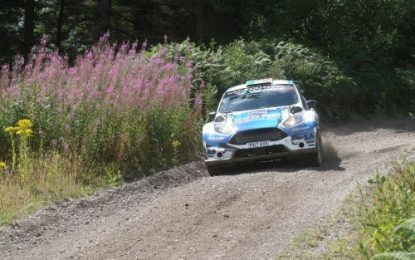 Competitors head north for penultimate championship round of Valvoline Motorsport Ireland National Forest Rally Championship