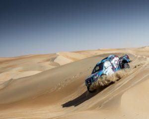 Entries open for new Jordan Baja: Welcome to Wadi Rum!