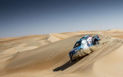 Entries open for new Jordan Baja: Welcome to Wadi Rum!
