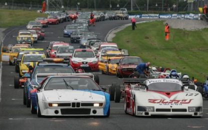 Derek Bell Trophy headlined Mondello Park fantastic 50th Anniversary celebrations