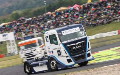 T Sport Racing fighting for success at Autodrom Most (Czech Republic)!