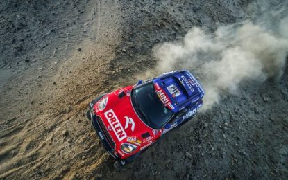 Rallye du Maroc: Przygonski secures 2018 World Cup victory for Mini