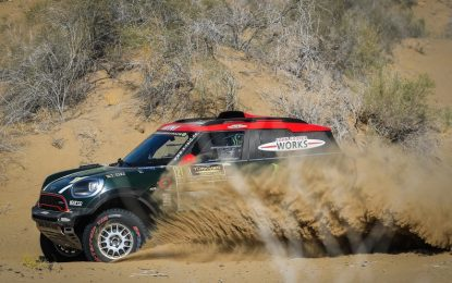 Baja Portalegre: Final test for Nani Roma & MINI JWC Rally before Dakar 2019