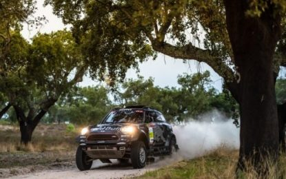 Baja Portalegre 2018: Peterhansel runner-up for MINI John Cooper Works Rally