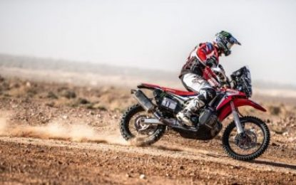 Brabec holds 3RD in the Morocco Rally after leg 1 marathon stage