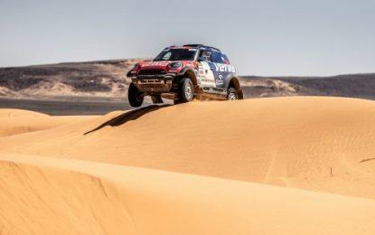 Rallye du Maroc 2018 – MINI wins 2018 FIA Cross Country Rally World Cup