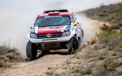 5 South Racing cars in Portugal's Baja Portalegre 500