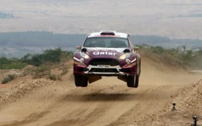 Nasser Saleh Al-Attiyah hot favourite to win 2018 Manateq International Rally of Qatar