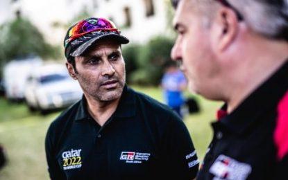 Dakar Rally winner Al-Attiyah gives Middle East debut to brand new VW Polo GTI R5