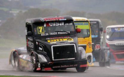 Team Oliver Racing at Pembrey
