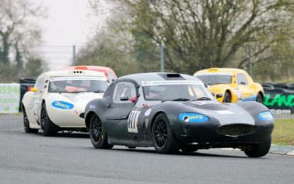 Rob Parks is September's Young Racing Driver of the Month