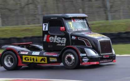 Giti Tire sponsored Team Oliver Racing secures 3 x one-two finishes at Zolder meet
