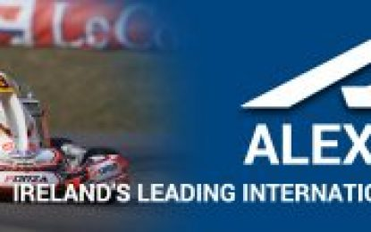 Alex Dunne is top Irish Junior at Le Mans International Karting Final