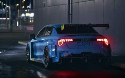 Lynk heads for the WTCR with Cyan Racing