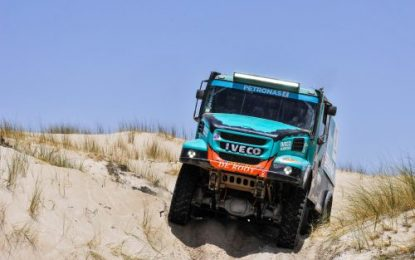 Team PETRONAS De Rooy IVECO ready to compete in world's toughest rally – Dakar 2019