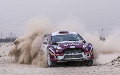 Nasser Saleh Al-Attiyah confirmed a 14th FIA Middle East Rally Championship (MERC) title with dominant victory in 25th Kuwait International Rally