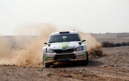 Czech driver Stajf wins 2018 Manateq International Rally of Qatar