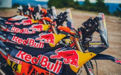 Red Bull KTM Factory Racing well prepared for Dakar Rally 2019