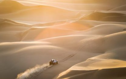 Photo of the Week #35 from DPPI Images at Dakar 2019