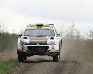 RHD R5 cars to compete on the Irish Tarmac Rally Championship