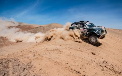 Dakar Day 6: Official rest day & halfway point review from MINI JCW