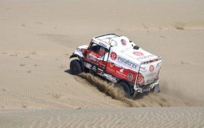 Instaforex Loprais Team is ready for Dakar 2019!