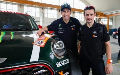 Dakar Rally SS6: Tough start to week two for MINI JCW