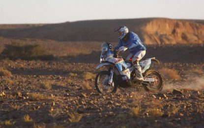 AFRICA ECO RACE 2019 – SS4 result