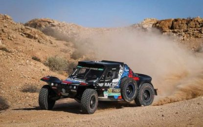 SS5 win for Kuprianov in Africa Eco Race 2019