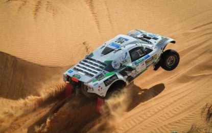 AFRICA ECO RACE 2019 – SS10