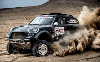 Second best for X-raid Mini JCW Rally Team on Dakar 2019