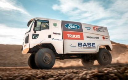 Ford Trucks to race in the 2019 Dakar Rally