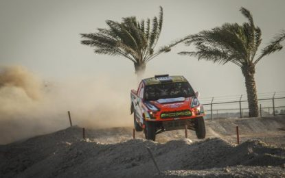 Route revealed for Manateq Qatar Cross-Country Rally – February 21/26