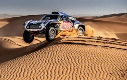 MINI Motorsport & X-raid enters two vehicle types in 2019 Dakar