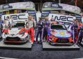 Birmingham blast-off for 2019 FIA World Rally Championship