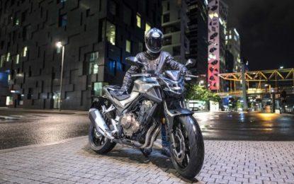 Honda's New Bike Launches  at Carole Nash Irish Motorbike & Scooter Show 2019