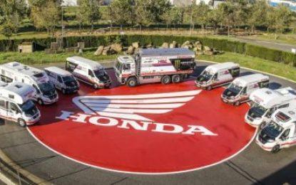 Monster Energy Honda Team prepares the 2019 season