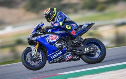 LIQUI MOLY with Yamaha in the Superbike World Championship