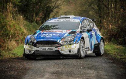 Breen wins Corrib Oil Galway International Rally 2019