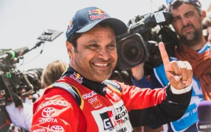 Overdrive crews head for 2019 Manateq Qatar Cross-Country Rally