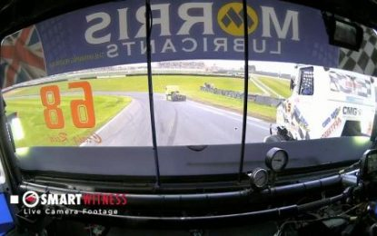British Truck Racing Association Championship to install SmartWitness Video Camera Systems for 2019 Season